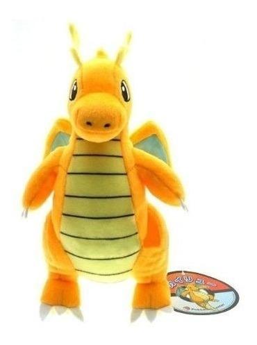 pokemon dragonite pelucia incriveis 25cm