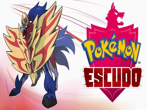 pokemon escudo (shield) switch // nuevo // garantía 3 meses