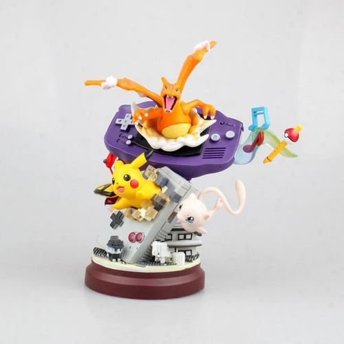 pokemon figura gameboy