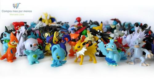 pokemon figuras coleccion