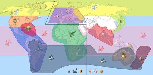 pokémon go captura de regionales