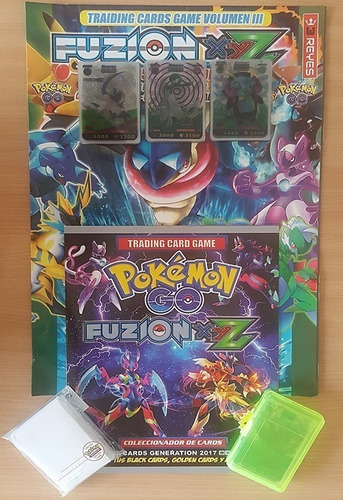 pokemon go cards (power pack 50und)