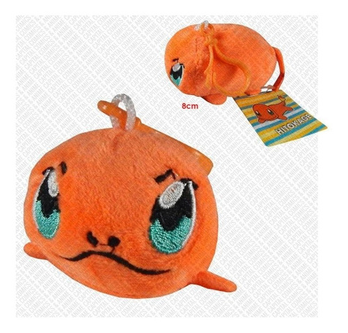 pokemon go peluche llavero importacion charmander tsum tsum