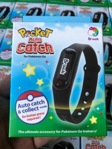pokemon go plus pocket auto catch go-tcha datel brook preta
