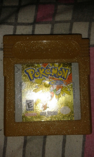 pokemon gold version game boy color