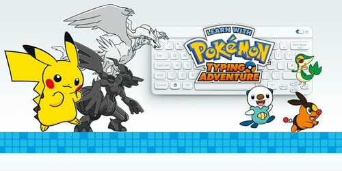 pokemon juego aventura entre teclas español+teclado ds/3ds