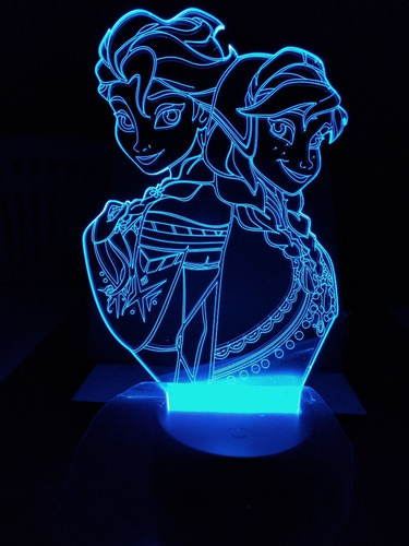 pokemon lámparas 3d led