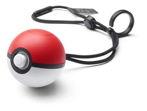 pokémon let's go eevee con pokeball plus nintendo switch