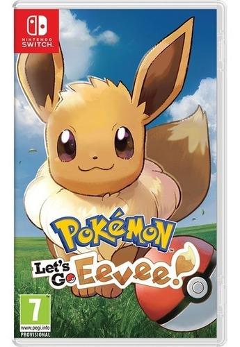 pokémon let's go eevee ns