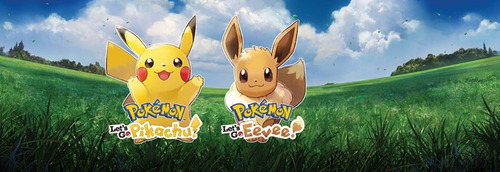 pokémon let's go, pikachu para  switch start games a meses