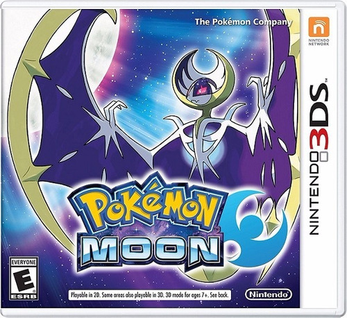 pokémon luna (moon) digital (código) / 3ds ( eshop: usa )