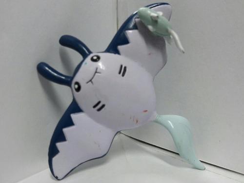 pokemon mantine - takara - tomy - original