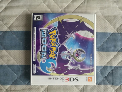 pokemon moon nintendo 3ds