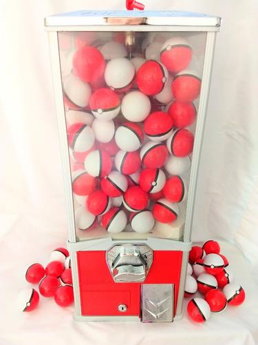 pokémon na pokebola 50 unid 2 poleg p/ kit festa e máquinas