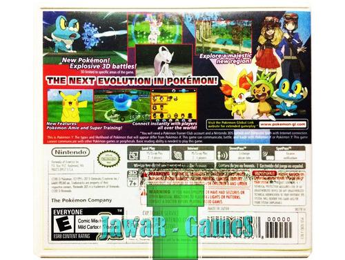 pokemon nintendo 3ds