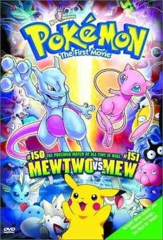 pokémon - o filme - dvd