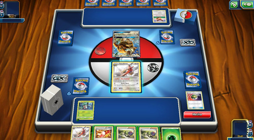 pokemon online tcg tormenta celestial storm cartas sobres
