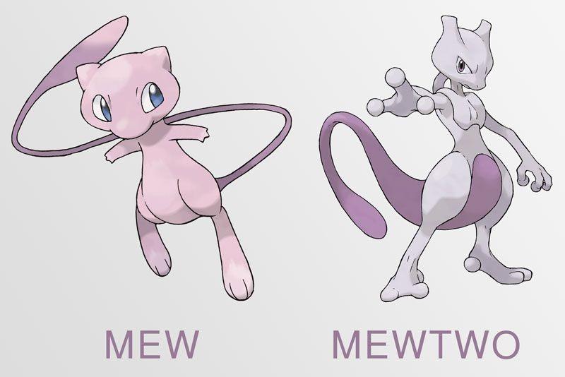 Pokemon Pacote Mew E Mewtwo Let S Go Pikachu Eevee R 20 00 Em