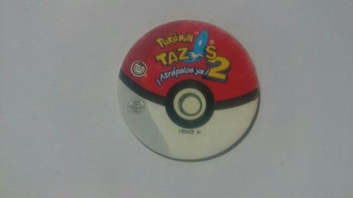 pokemon pidgeot #18 coleccion tazos 2 vendo o cambio