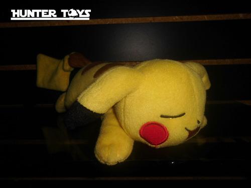 pokemon, pikachu, peluche, 8 pulgadas, tel. 35846340