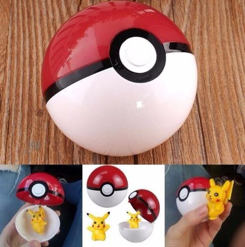 pokemon pikachu + pokebola poké ball pokémons