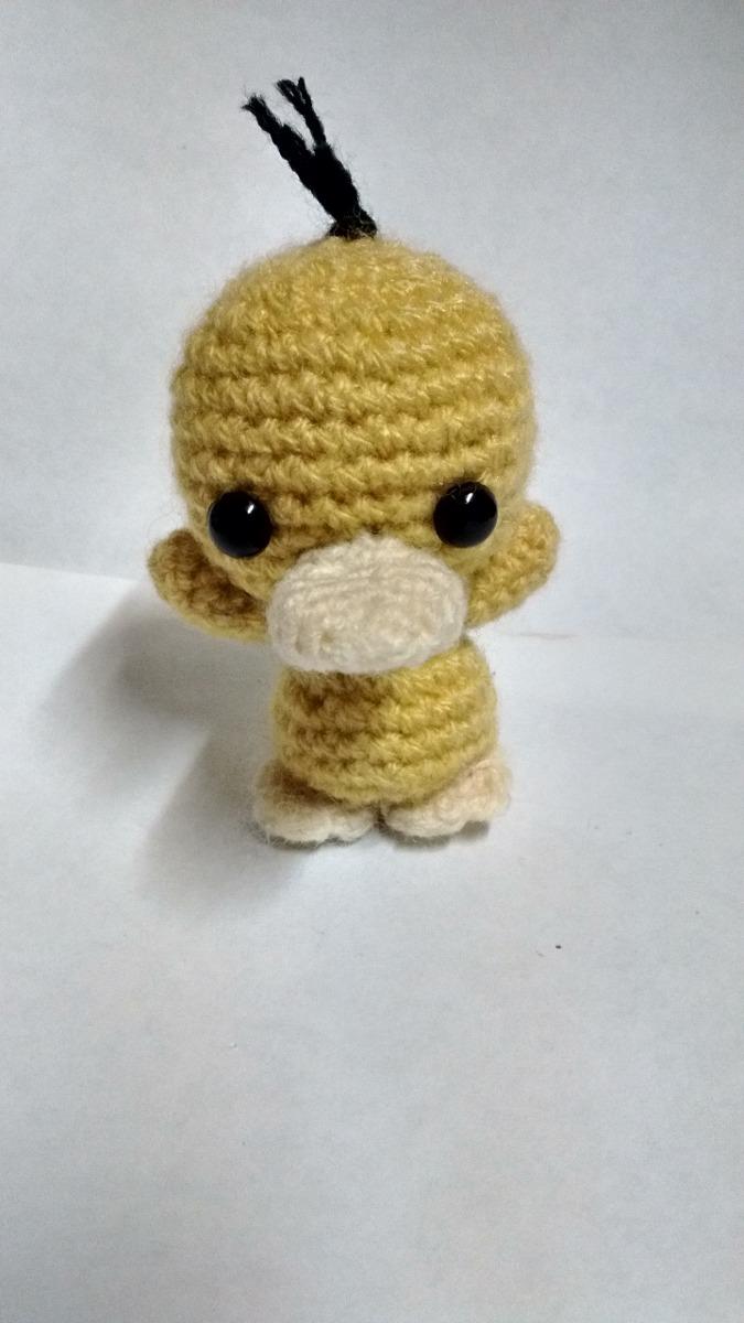 Crochet Pikachu / pokeball keychain | Llaveros tejidos a crochet ... | 1200x675