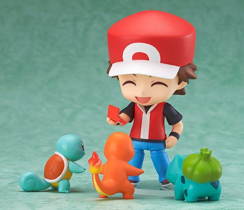 pokemon red charmander bulbasaur squirtle pokeball rojo
