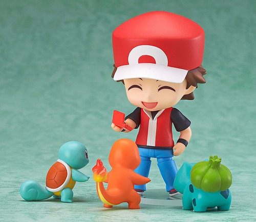pokemon red nendoroid charmander 11 cm