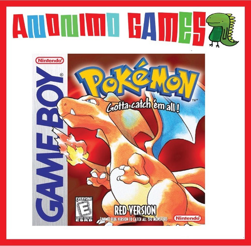 pokemon rojo red código original nintendo 3ds