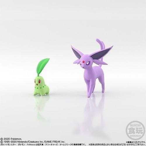 pokemon scale world johto - typhlosion totodile chikorita