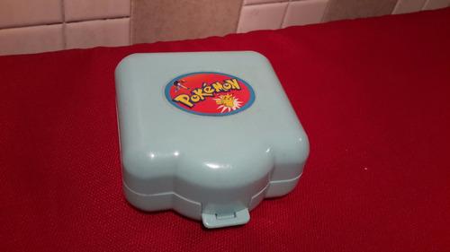 pokemon set de juego nintendo vintage 1997 tomy  c2842