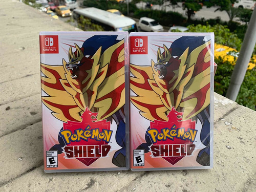 pokemon shield escudo nintendo switch envio gratis