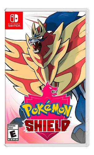 pokémon shield switch mídia física pronta entrega