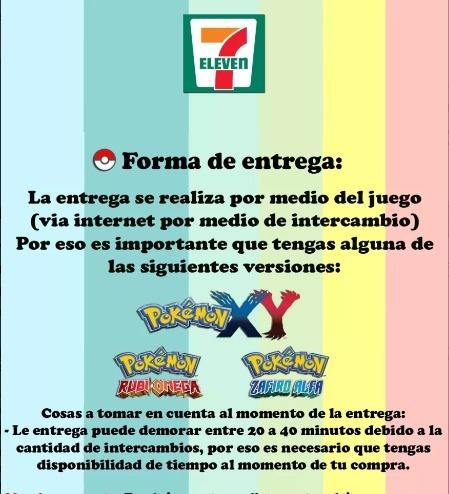pokemon shiny competitivo xy & oras 100% legales