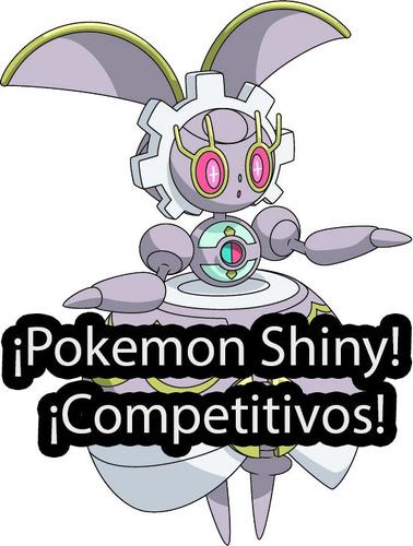 pokemon shiny de sun sol y moon luna 6 ivs competitivos