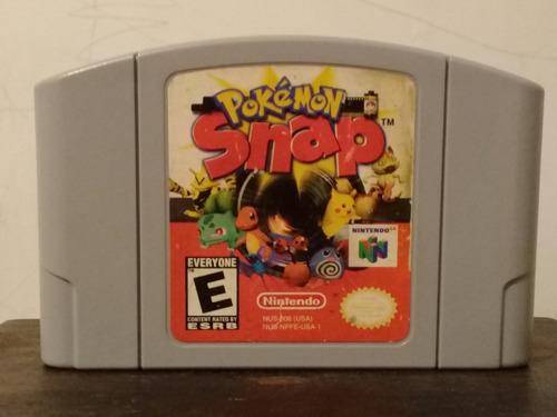 pokemon snap para nintendo 64