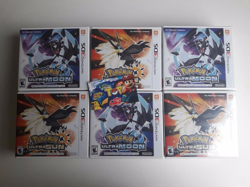 pokemon sol nintendo 3ds