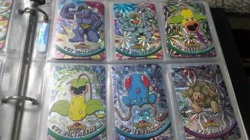 pokémon son 5 stickers prismaticos a elegir de coleccion