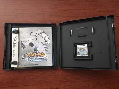 pokemon soul silver nintendo