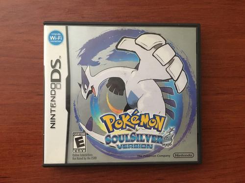 pokemon soul silver - nintendo ds