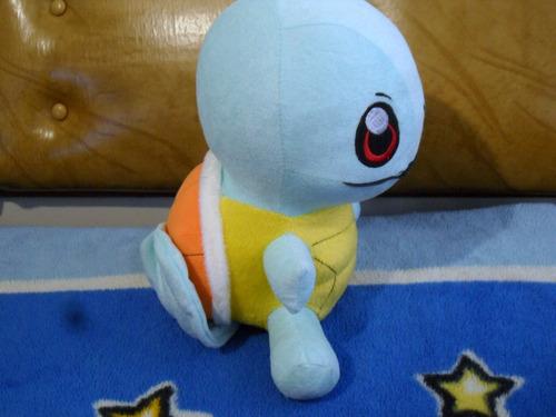 pokemon squirtle detallado de peluche 25 cm