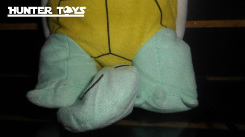 pokemon, squirtle, hermoso peluche,toy factory, tel:35846340