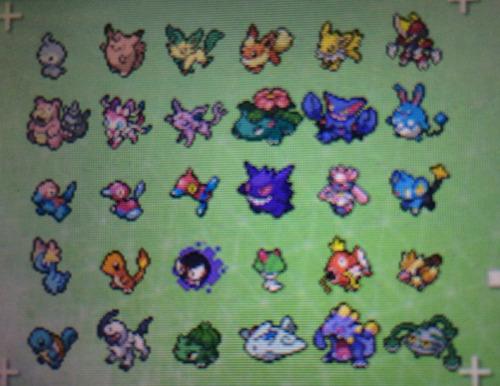pokemon sun moon oras xy 5/6 iv shiny normal competitivo