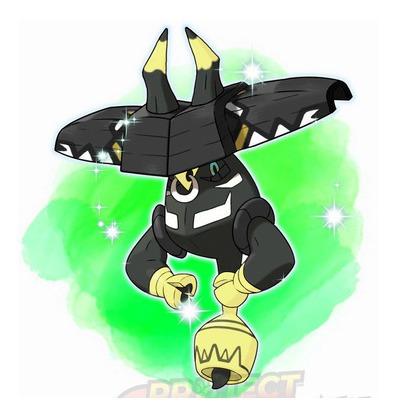 pokémon tapu bulu shiny evento japonês - usum/sm