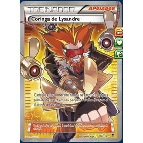 Pokémon Tcg Online Coringa De Lisandre Fa
