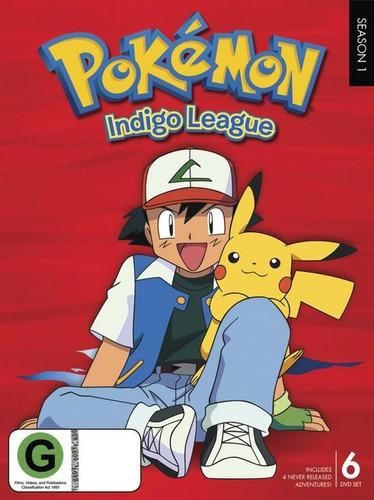 pokémon temporada 1 remasterizada