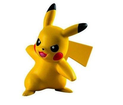 pokemon tomy original-por unidad-pikachu, dedenne,