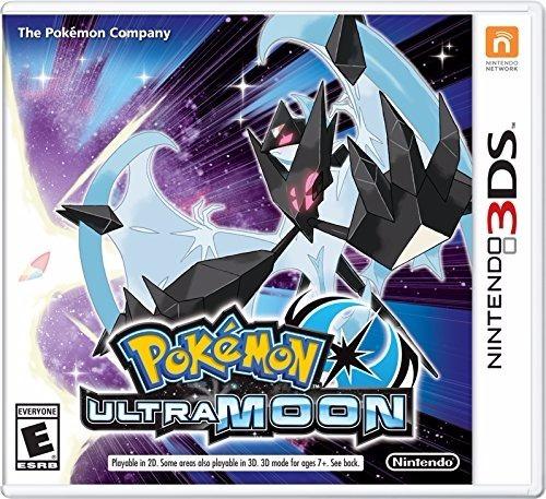 pokemon ultra moon nintendo 3ds xuruguay