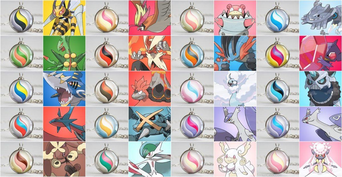 Pokemon virtual oras xy 52 lendarios 47 megastones - Pokemon xy mega pokemon ...