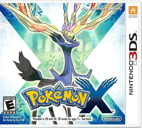 pokémon x 3ds - prophone
